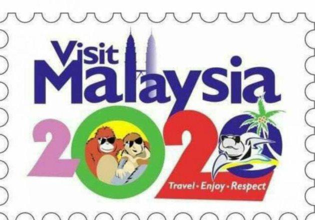 Heboh Logo 'Visit Malaysia 2020' Dihujat Netizen, Ternyata Ini Sebabnya