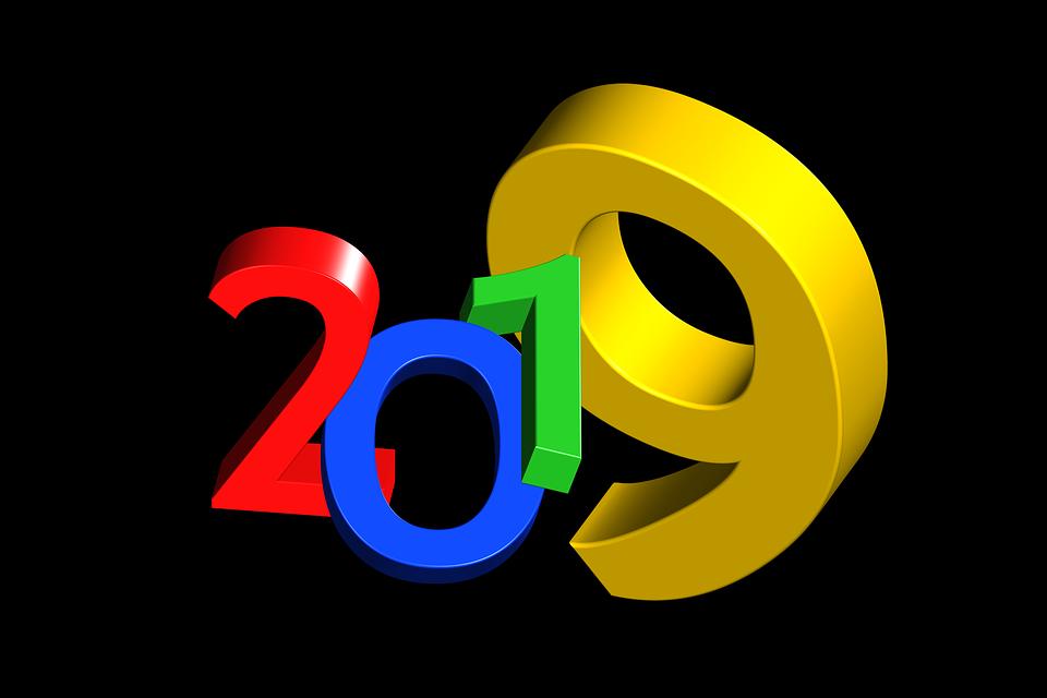 Ini 10 Desain Logo Trend di 2019, Mana yang sesuai seleramu?