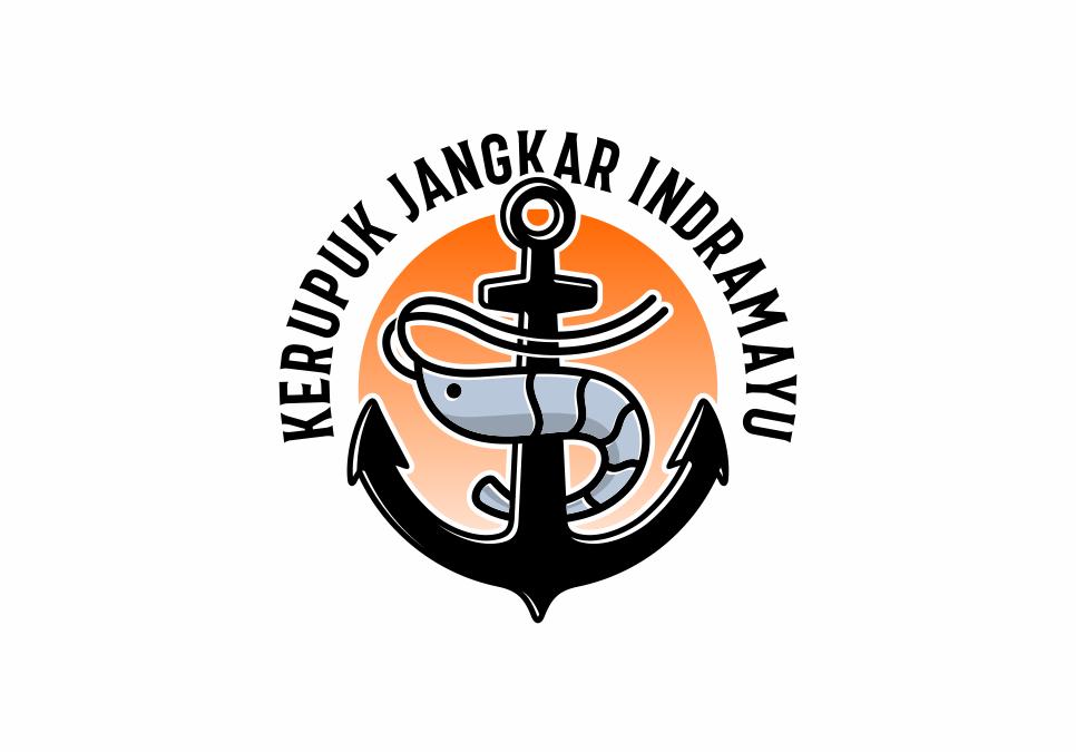 Portofolio Jasa  Desain Logo kerupuk udang,dll indramayu Untuk Kerupuk Indramayu