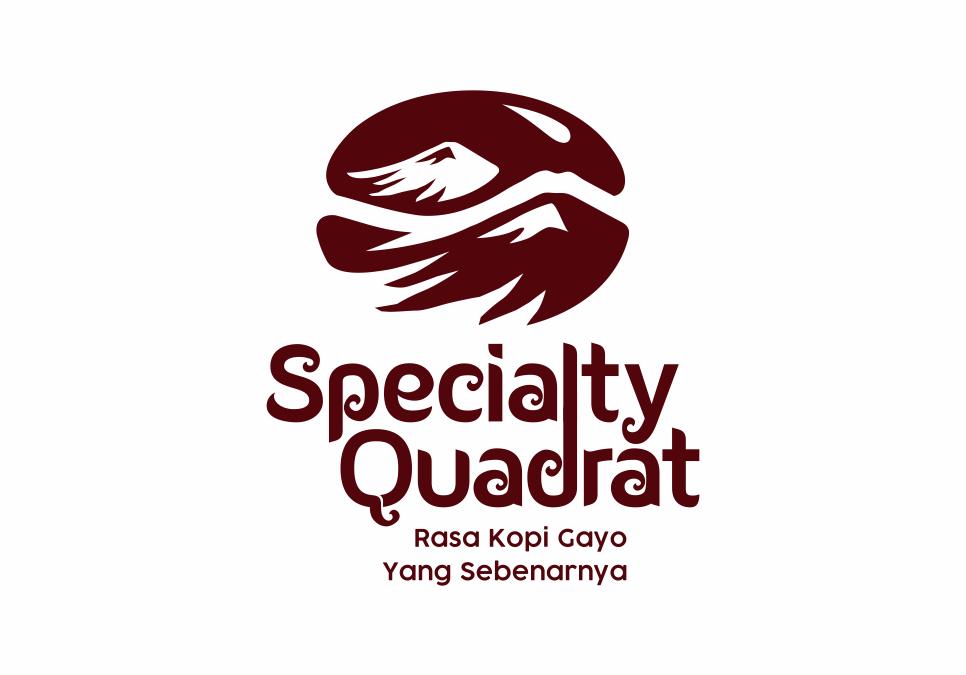 Portofolio Jasa Desain Logo Kopi Untuk Specialty Quadrat