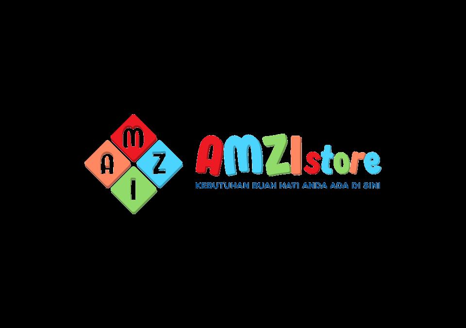 Portofolio Jasa Desain Logo toys, accesories, stationary untuk AMZI store