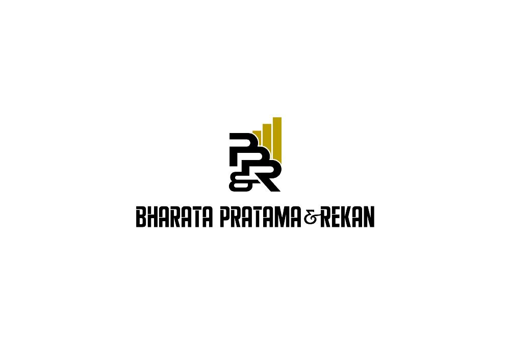 Portofolio Jasa Desain Logo konsultansi pajak untuk Bharata Pratama & Rekan