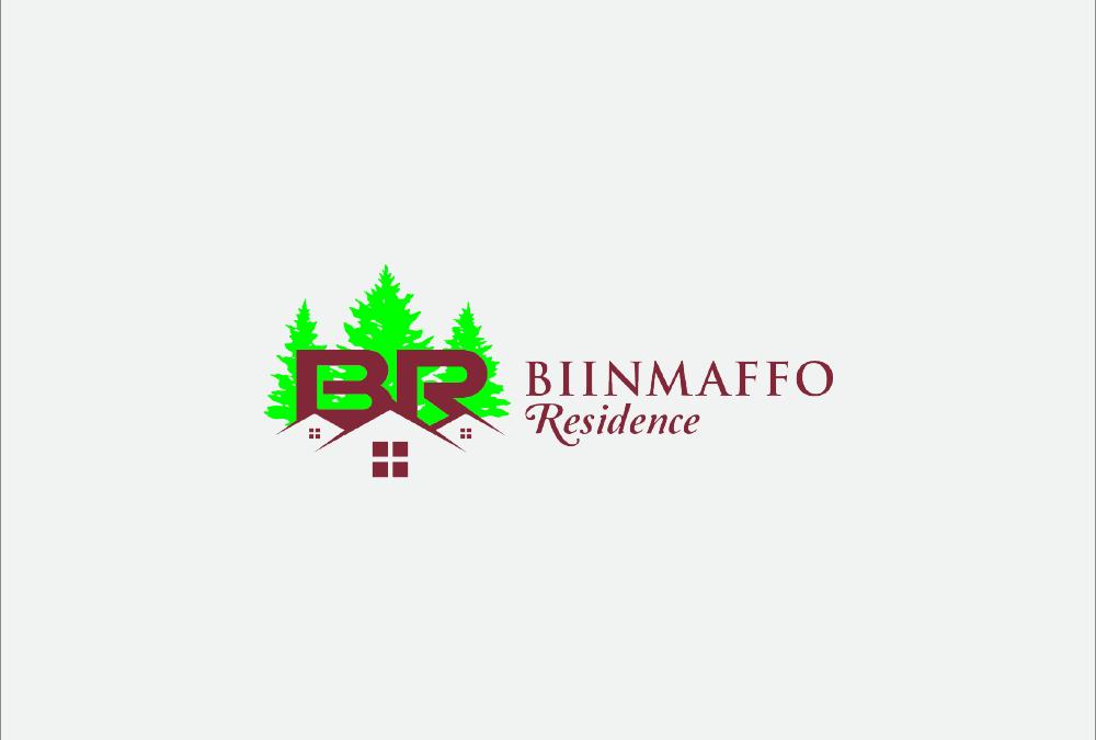 Portofolio Jasa desain Logo untuk Biinmaffo residence