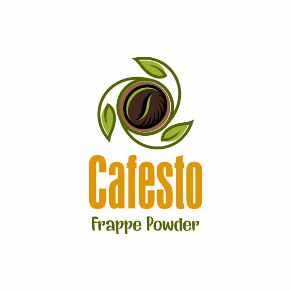 Portofolio Jasa Desain Logo industri powder drink.kopi.coklat dan tea berbagai varian untuk Cafesto