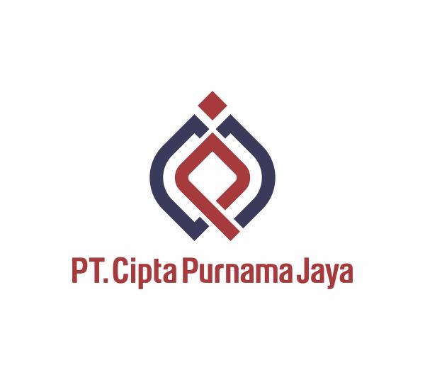 Portofolio Jasa Desain Logo kontraktor banguan & perdagangan Untuk PT. Cipta Purnama Jaya