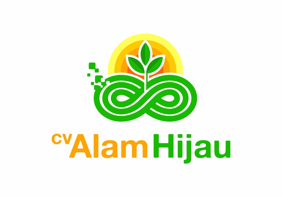 Portofolio Jasa Desain Logo pupuk pertanian, kapur dolomit, pupuk organik granule, pupuk organik remah, pupuk organik cair, dan pakan ikan Untuk cv alam hijau