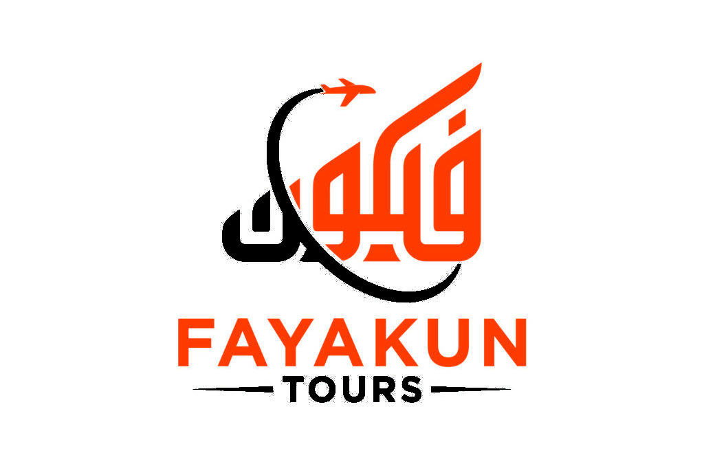 Portofolio Jasa Desain Logo biro perjalanan wisata (Umrah dan local)untuk Indonesian FAYAKUN TOURS