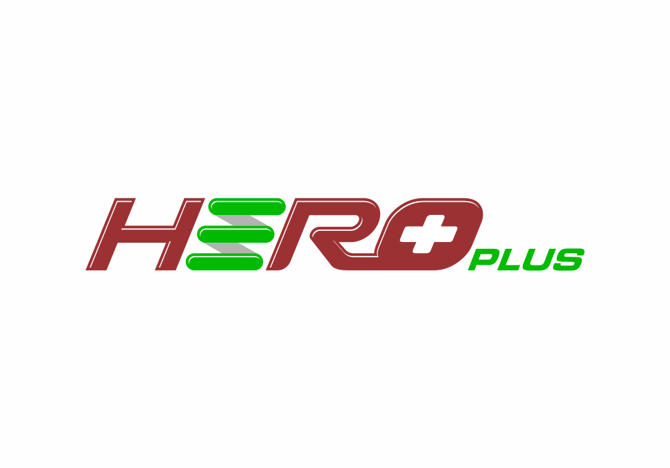 Portofolio Jasa  Desain Logo Hero untuk Hero