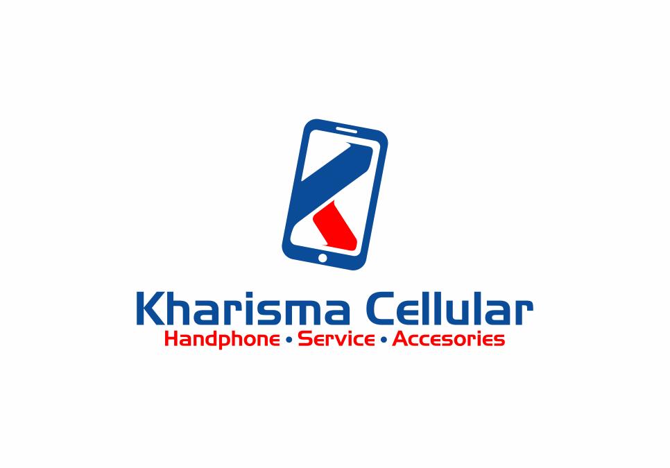 Portofolio Jasa Desain Logo penjualan asesoris HP Dan komputer untuk kharisma cellular