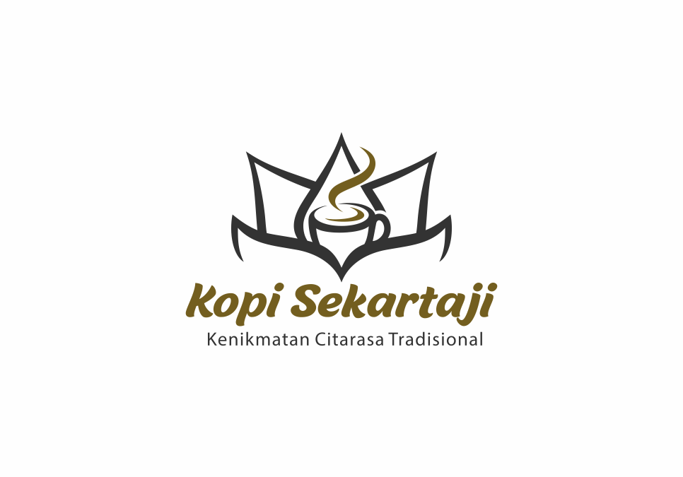 Portofolio Jasa Desain Logo kopi bubuk untuk Kopi Sekartaji