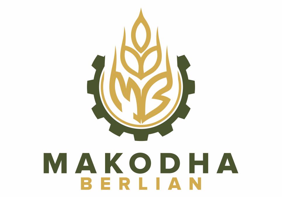 Portofolio Jasa  Desain Logo Suplier Instalasi pembuatan pabrik beras Untuk MAKODHA BERLIAN