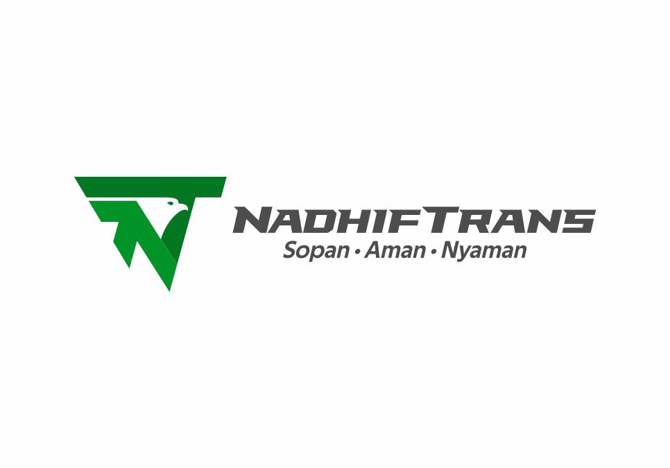 Portofolio Jasa Desain Logo travel dan bis pariwisata untuk Nadhif trans