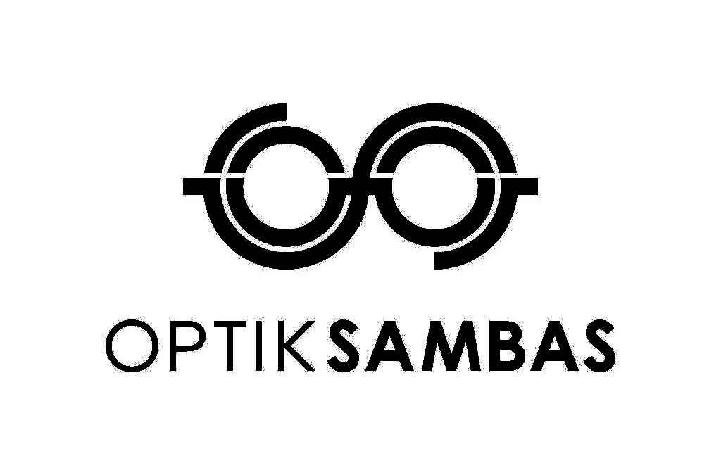 Portofolio Jasa Desain Logo kacamata Untuk optik sambas