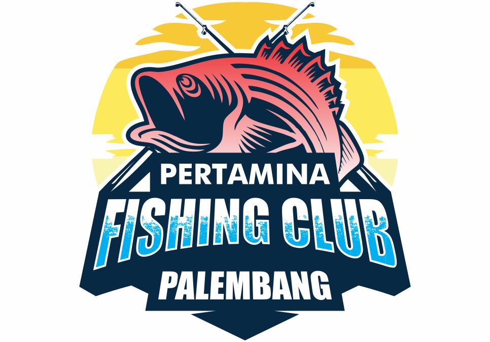 Portofolio Jasa Desain logo Klub mancing pekerja Pertamina Palembang Untuk PERTAMINA FISHING CLUB – PALEMBANG