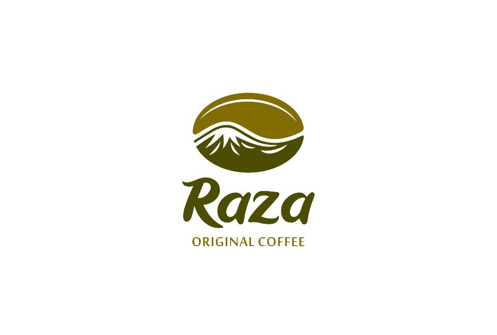 Portofolio Jasa Desain Logo KOPI Untuk Raza Original Coffee
