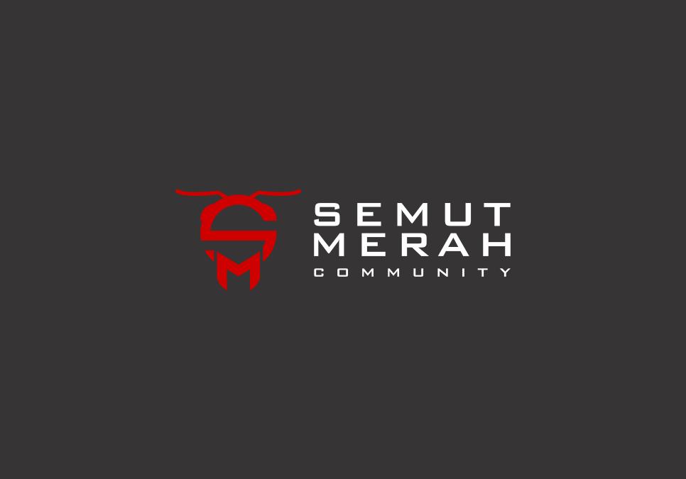 Portofolio Jasa Desain logo bisnis MLM (Multilevel Network Marketing) Untuk Team SEMUT MERAH/SEMUT MERAH Community
