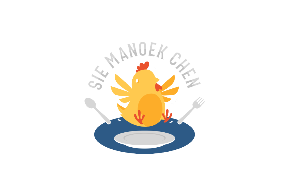 Portofolio Jasa Desain Logo Kuliner Untuk Bu Sie Manoek Chen (atau boleh disingkat dengan : Sie Manoek Chen)