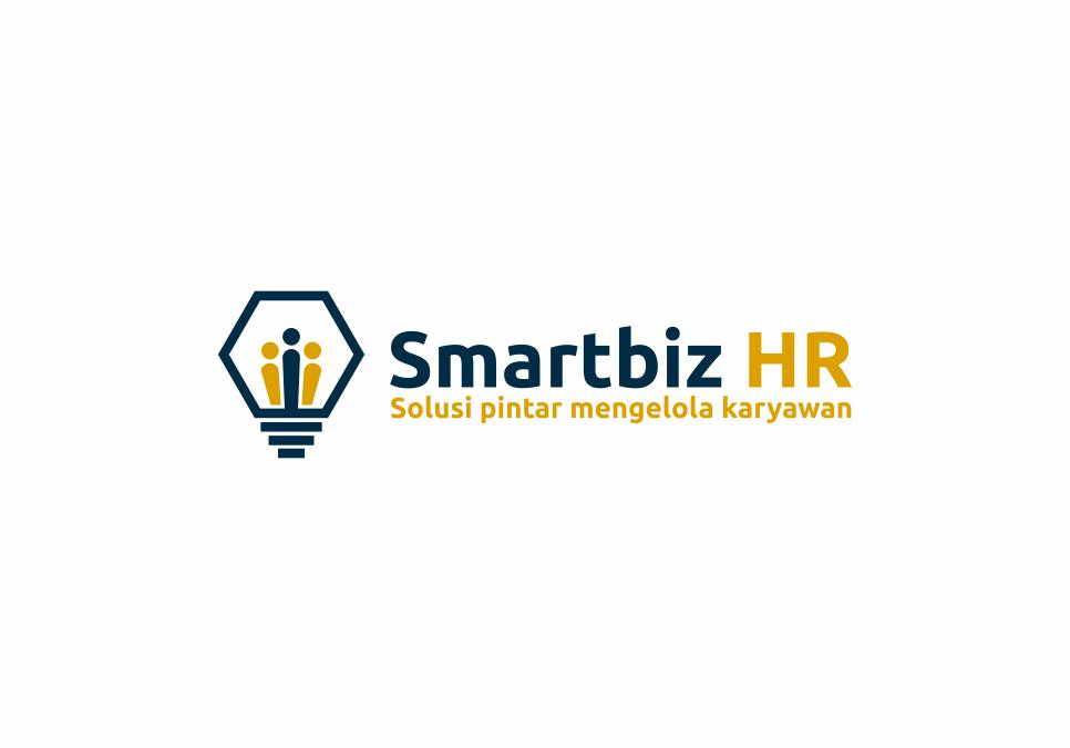 Portofolio Jasa Desain Logo Teknologi Informasi (Software Development) untuk Smartbiz HR