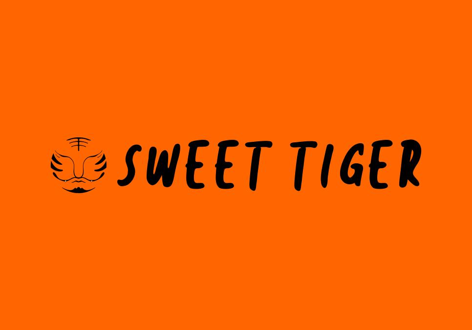 Portofolio Jasa Desain Logo Sweet Tiger
