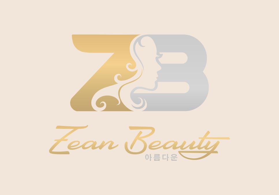 Portofolio Jasa Desain Logo Cosmetic Untuk zean beauty