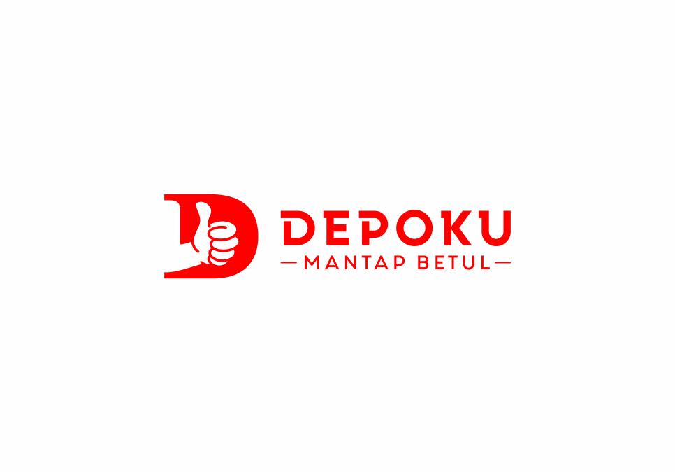 Portofolio Jasa  Desain Logo dompet dan tas untuk depoku