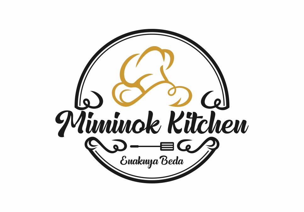 Portofolio Jasa Desain Logo makanan untuk miminok kitchen
