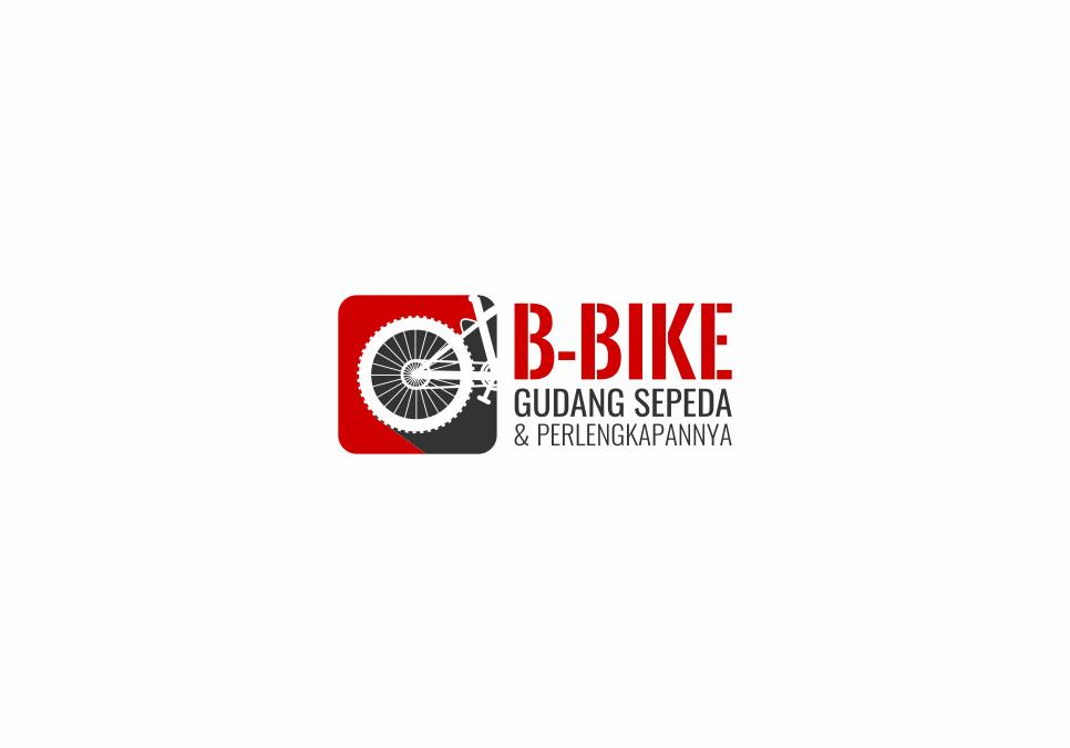 Portofolio Jasa Desain Logo ON LINE SEPEDA DAN PERLENGKAPANNYA Untuk B-BIKE