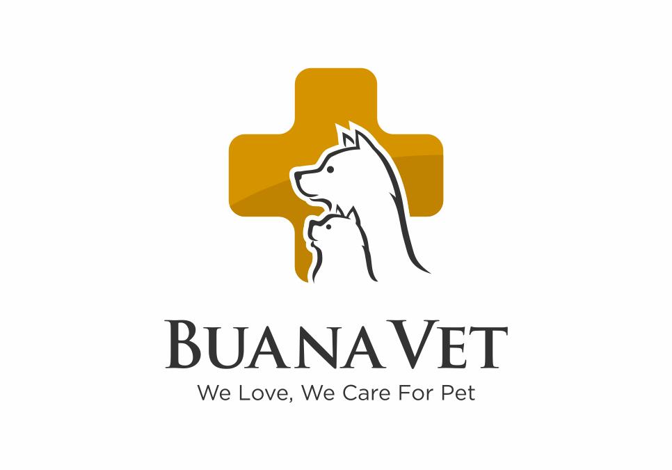 Portofolio Jasa Desain Logo klinik hewan, pet shop dan salon hewan untuk Buana Vet