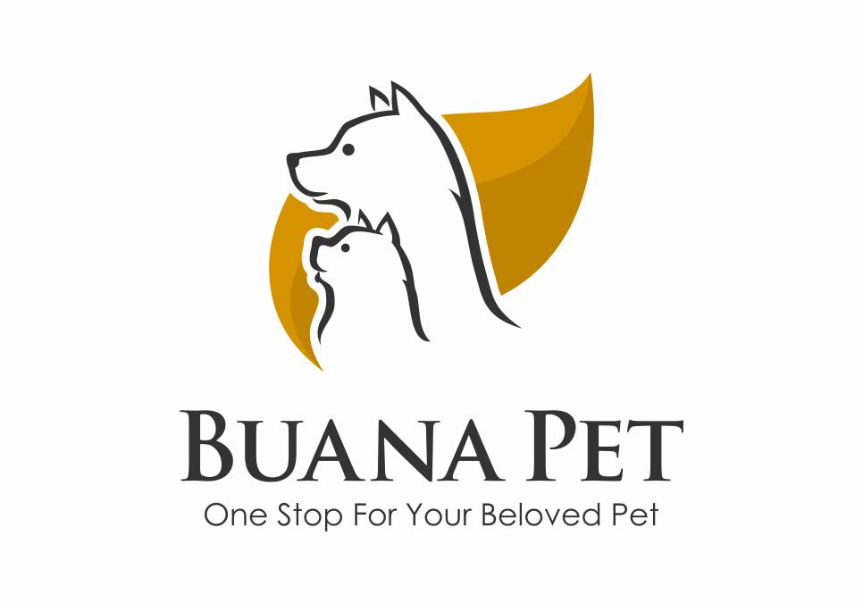 Portofolio Jasa Desain Logo pet shop dan salon hewan Untuk Buana PET