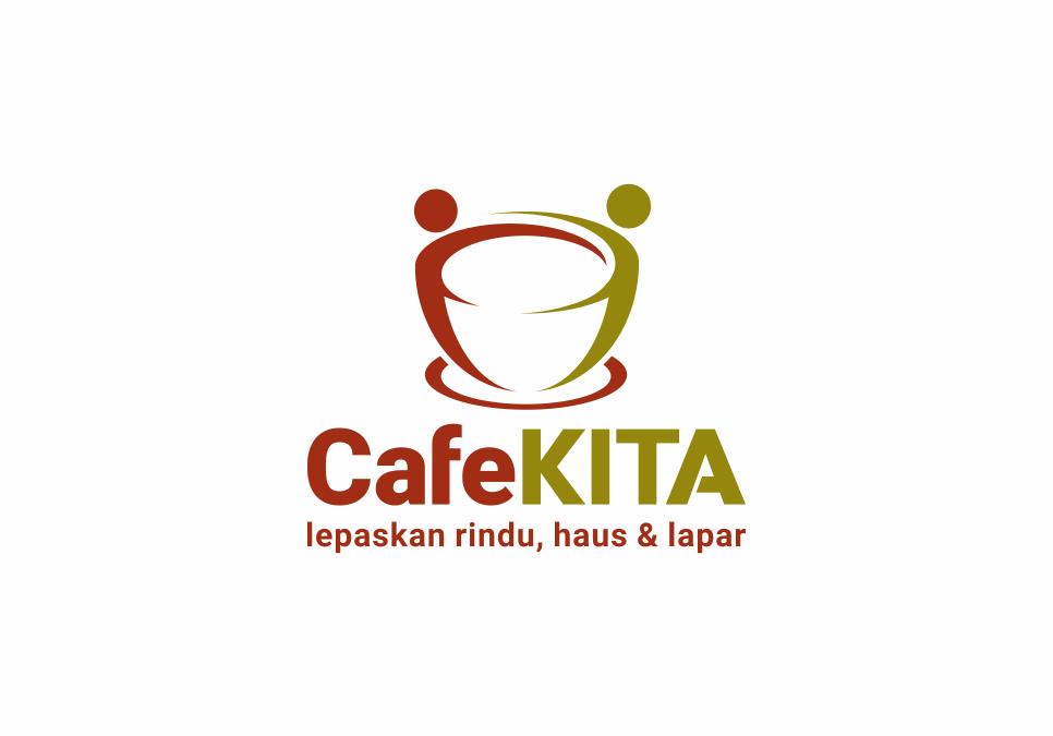 Portofolio Jasa Desain Logo kuliner Untuk cafe KITA