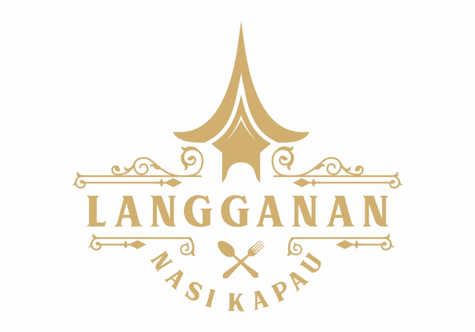 Portofolio Jasa Desain Logo Kuliner Untuk Nasi Kapau Langganan