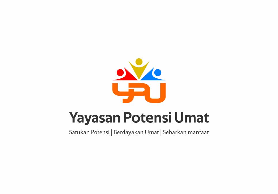 Portofolio Jasa Desain Logo Pendidikan Sosial, dan Da'wah Untuk Yayasan Potensi Umat (YPU)