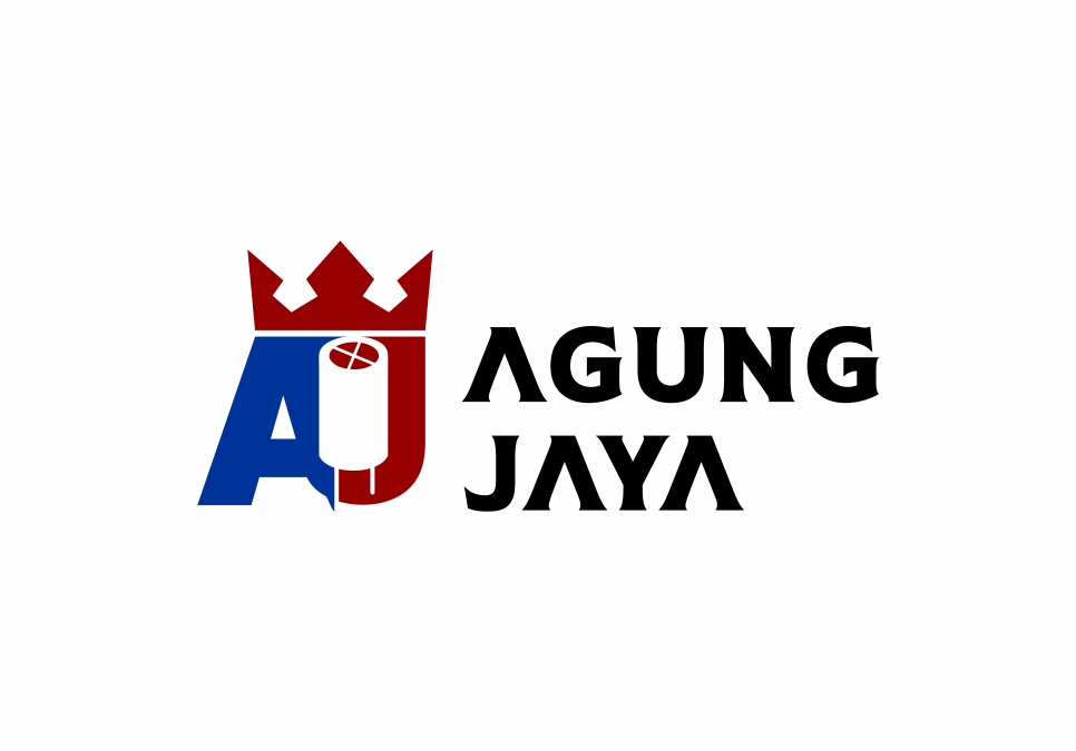 Portofolio Jasa  Desain Logo Elektronik – sparepart Untuk Toko Agung Jaya