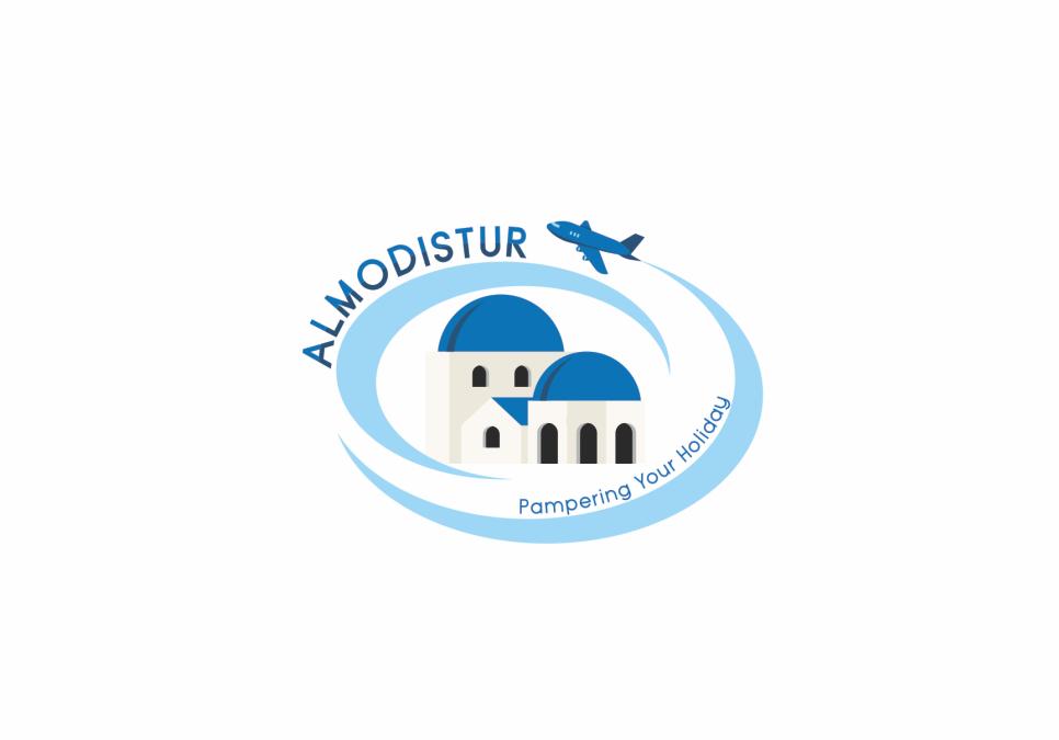 Portofolio Jasa Desain Logo Tour & Travel Untuk Almodistur