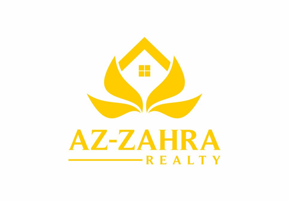 Portofolio Jasa Desain Desain Logo Agen Property Untuk Az-Zahra Realty