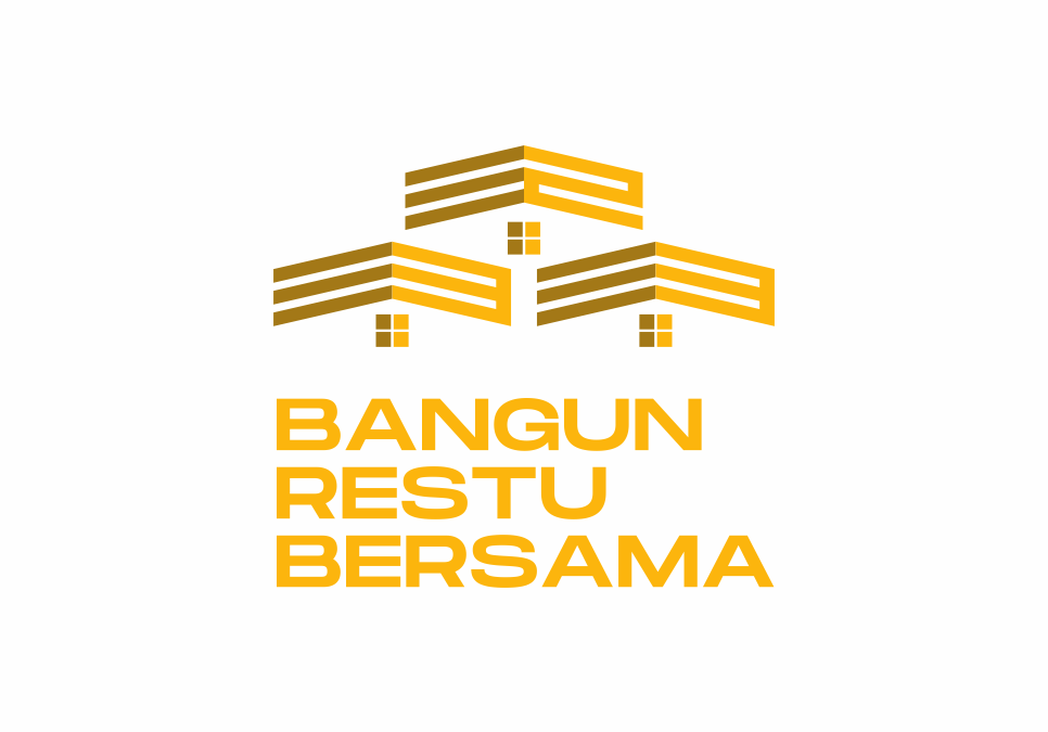 Portofolio Jasa Desain Logo General Kontraktor Untuk Cv Bangun Restu Bersama Jasa Desain Logo