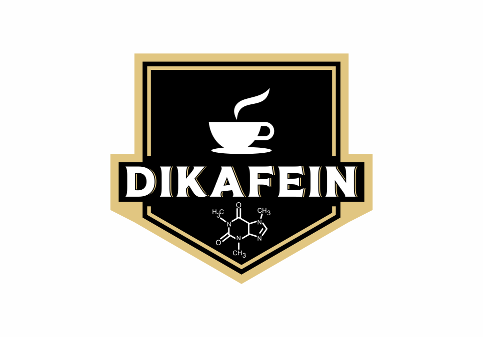 Portofolio Jasa  Desain Logo Kedai Kopi Untuk Dikafein