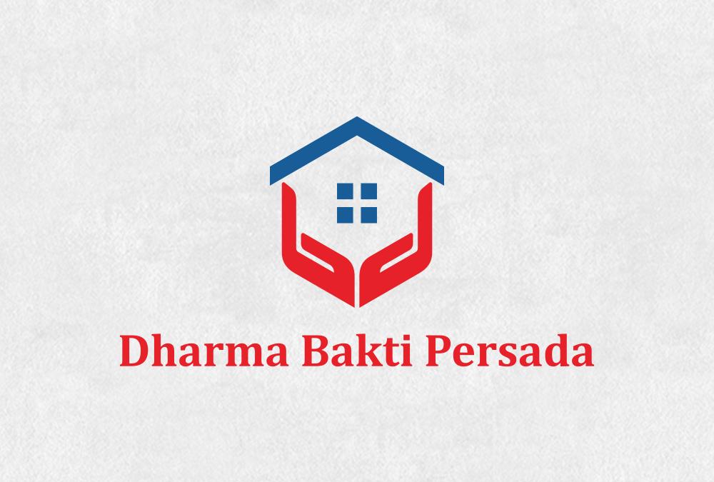 Portofolio Jasa Desain Logo Konstruksi Untuk CV. Dharma Bakti Persada