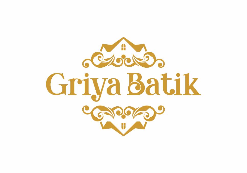 Portofolio Jasa Desain Logo Jualan Batik di rumah Untuk Griya Batik