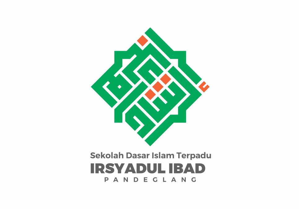 Portofolio Jasa  Desain Logo Pendidikan Sekolah Dasar Untuk SDIT IRSYADUL 'IBAD PANDEGLANG