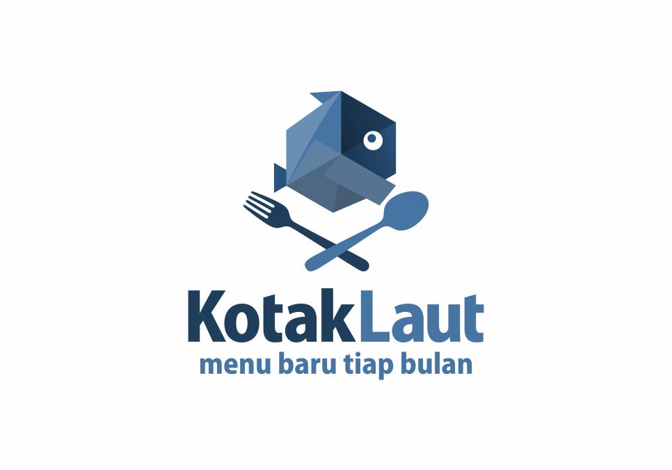 Portofolio Jasa Desain Logo makanan kotak Untuk kotak laut