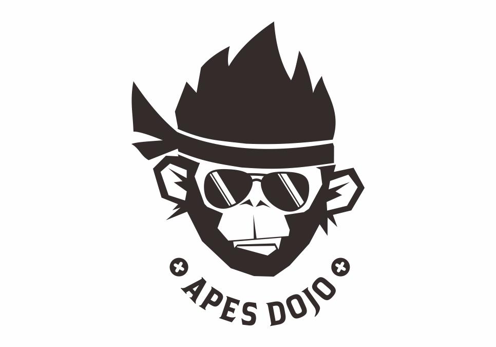 Portofolio Jasa  Desain Logo fashion apparel (seperti baju,tas backpack, sampai case hanphone) Untuk Kungfu Apes