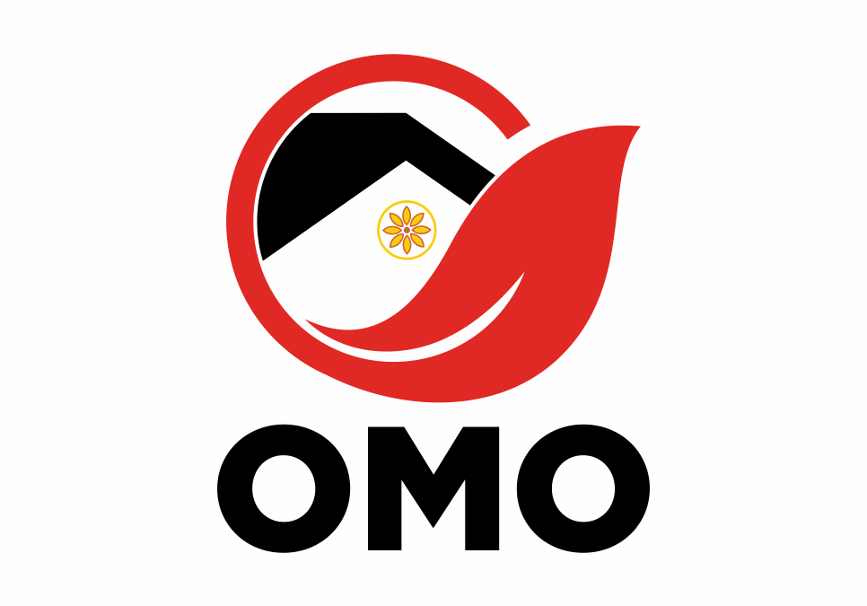 Portofolio Jasa  Desain Logo penginapan untuk OMO