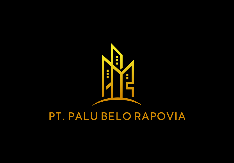 Portofolio Jasa Desain Logo Real Estate Property dan Hotel untuk PT. Palu Belo Rapovia