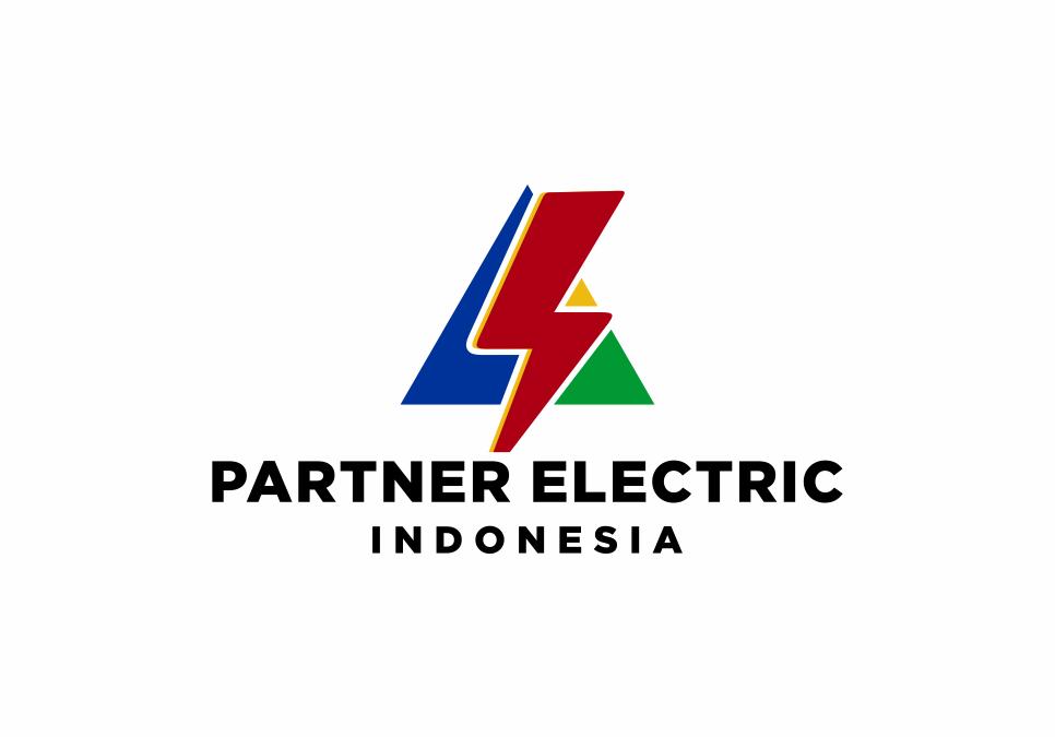 Portofolio Jasa Desain Logo alat listrik dan elektronik termasuk jg gadget dan sejenisnya Untuk partner electric indonesia