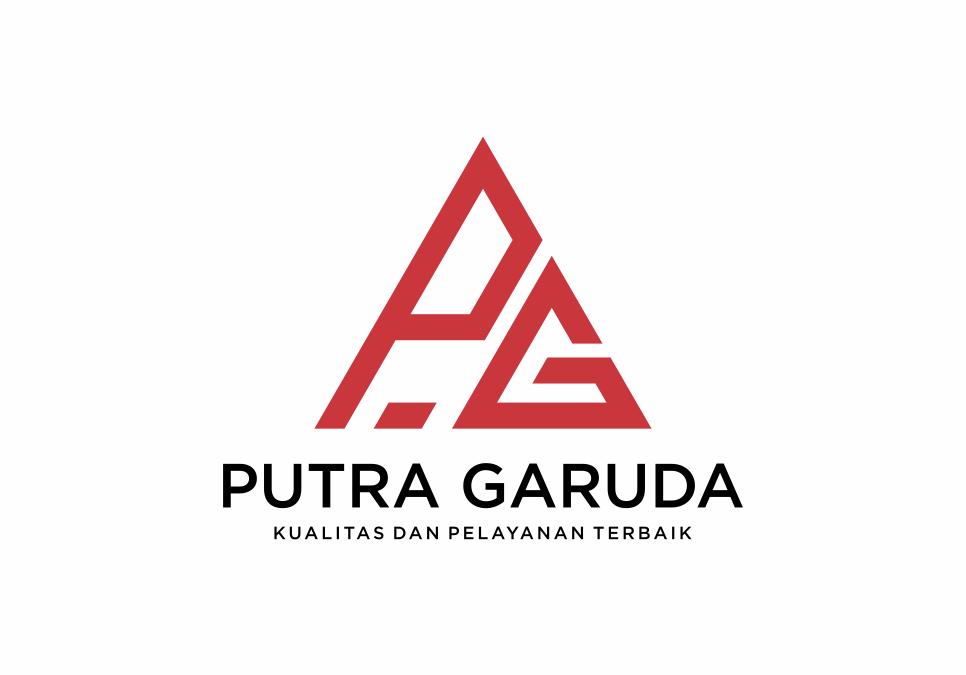 Portofolio Jasa  Desain Logo toko material( bahan bangunan) Untuk Putra Garuda