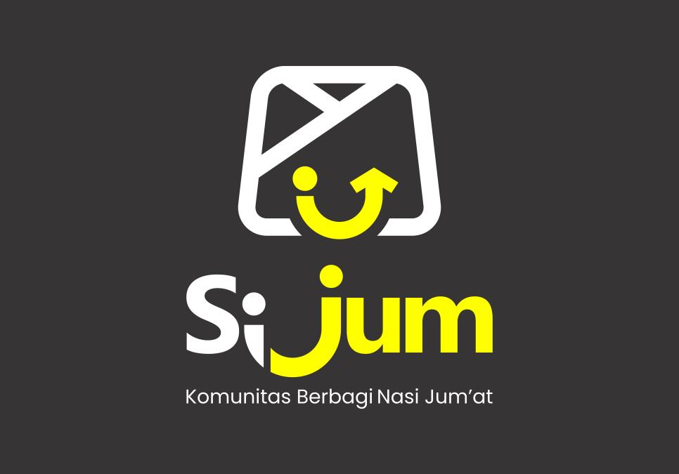 Portofolio Jasa  Desain Logo Komunitas Sedekah Untuk SiJum
