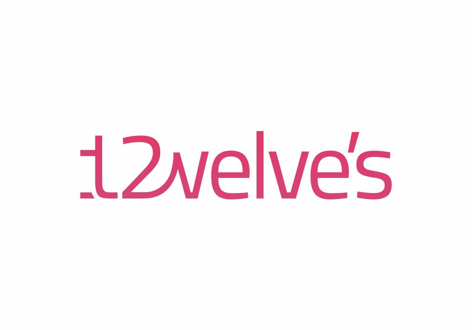 Portofolio Jasa Jasa Desain Logo Fashion/Distro Untuk Twelve's