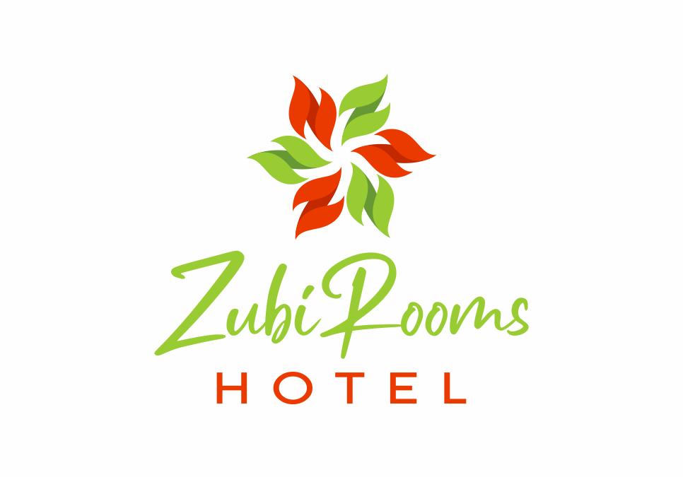 Portofolio Jasa Desain Logo Penginapan Untuk ZubiRoom Hotel
