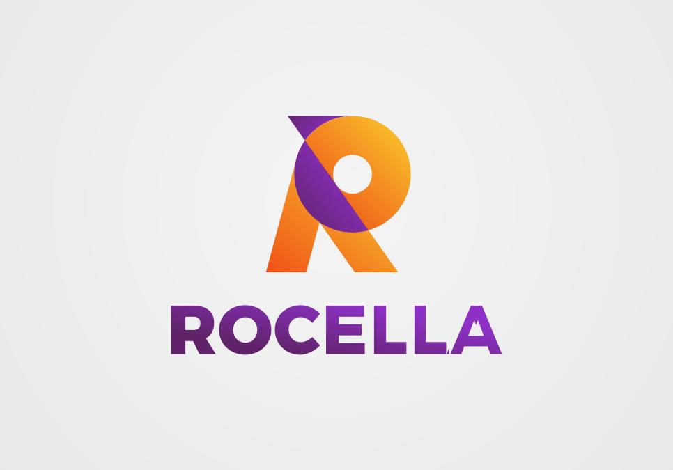 Portofolio Jasa Desain Logo Sport Fashion Untuk ROCELLA